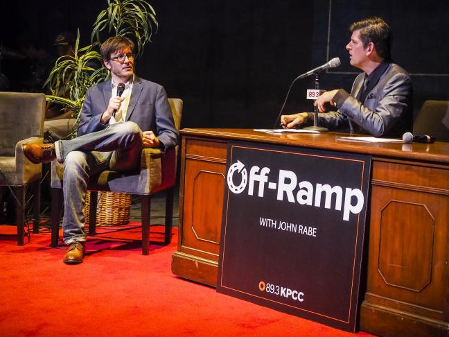 Off-Ramp Live - Rico Gagliano
