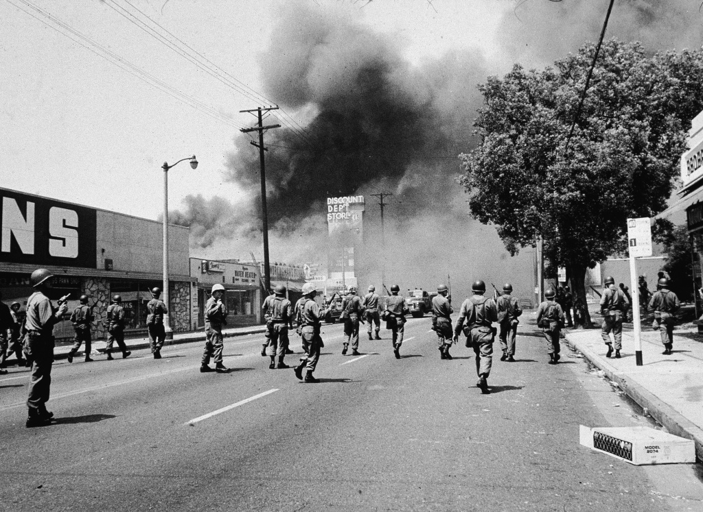 On This Day: Watts Riots Erupt in Los Angeles