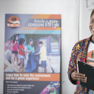 """Issa Rae stars in the new HBO series, """"Insecure."""""""