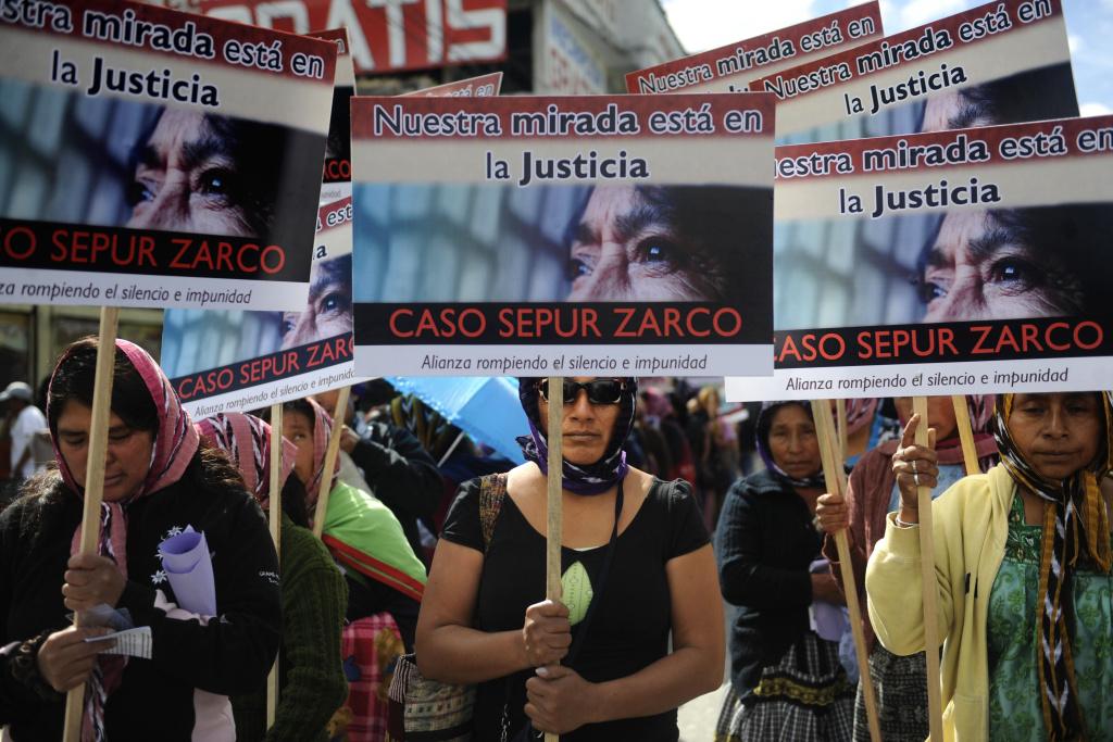 GUATEMALA-WOMEN-VIOLENCE-DEMO