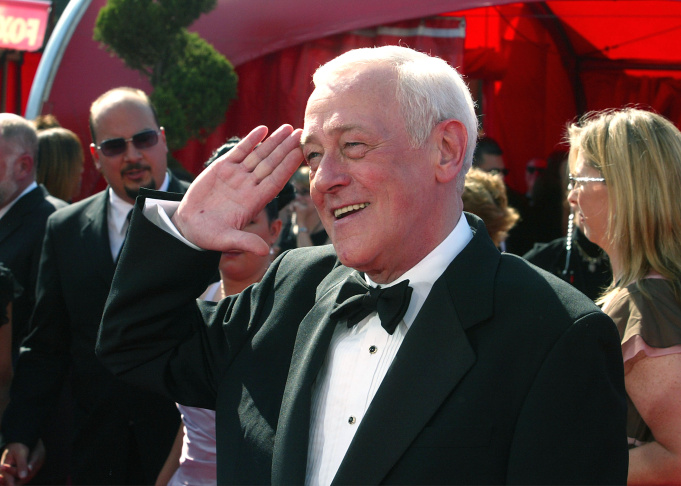 File: Actor John Mahoney attends the 55th Annual Primetime Emmy Awards at the Shrine Auditorium September 21, 2003 in Los Angeles.