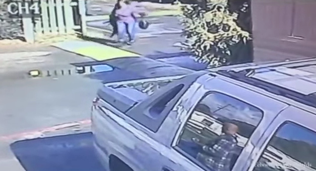 A woman seen in a video shared widely across social media throwing a dog has been identified as Brandi Chin.