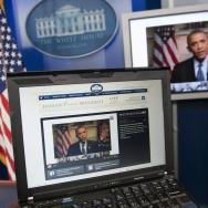 US President Barack Obama participates i