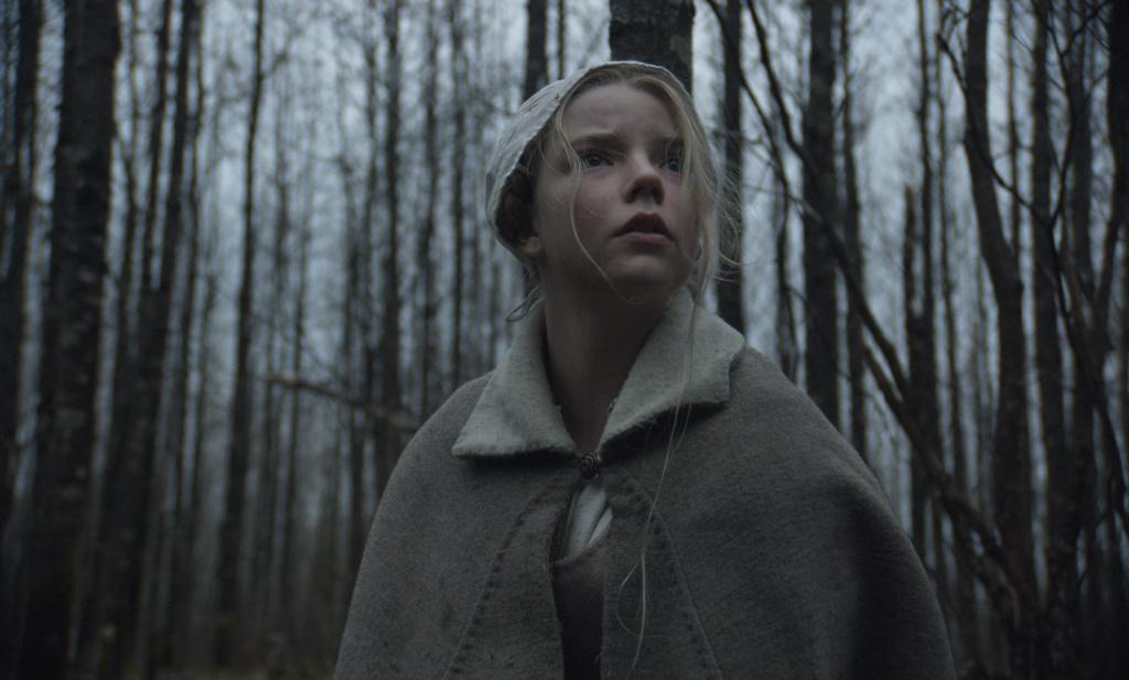 Anya Taylor-Joy stars in Robert Eggers' debut film,