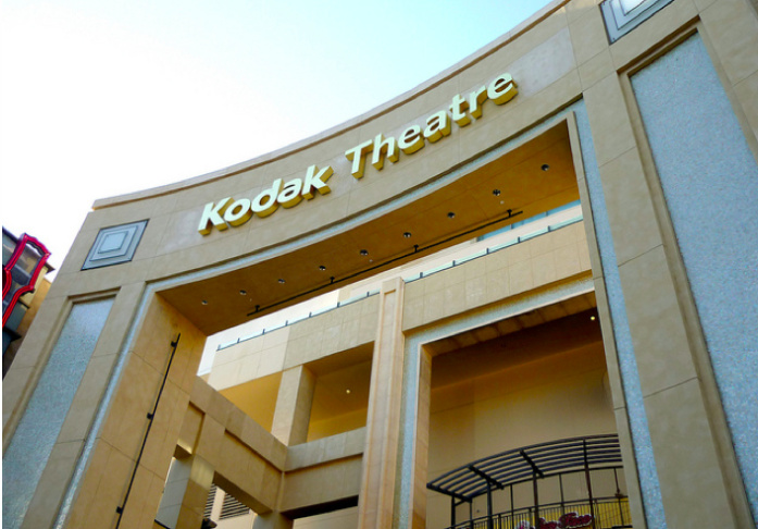 kodak theater hollywood and highland