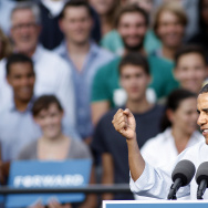 President Obama Campaigns In Colorado Ahead Of Democratic National Convention