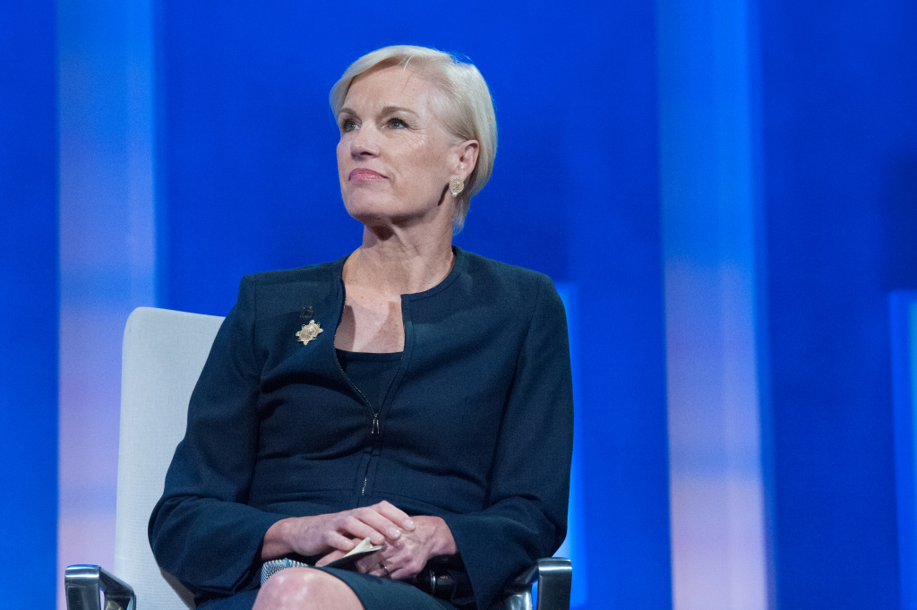 President Planned Parenthood Federation of America Cecile Richards participates in a panel discussion during the annual Clinton Global Initiative on September 20, 2016 in New York City.
