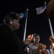 US-POLICE-SHOOTING-RACISM-CRIME