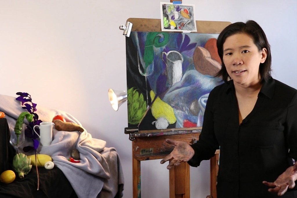 Clara Lieu, adjunct professor at the Rhode Island School of Design, talks about still-life paintings. Her new website Art Prof, aims to increase access to visual arts education.