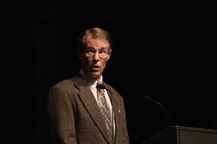 Kim Stanley Robinson takes inspiration for off-planet fictional adventures from the Sierra Nevada.