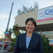 Janet Chin, Rosemead City Council candidate
