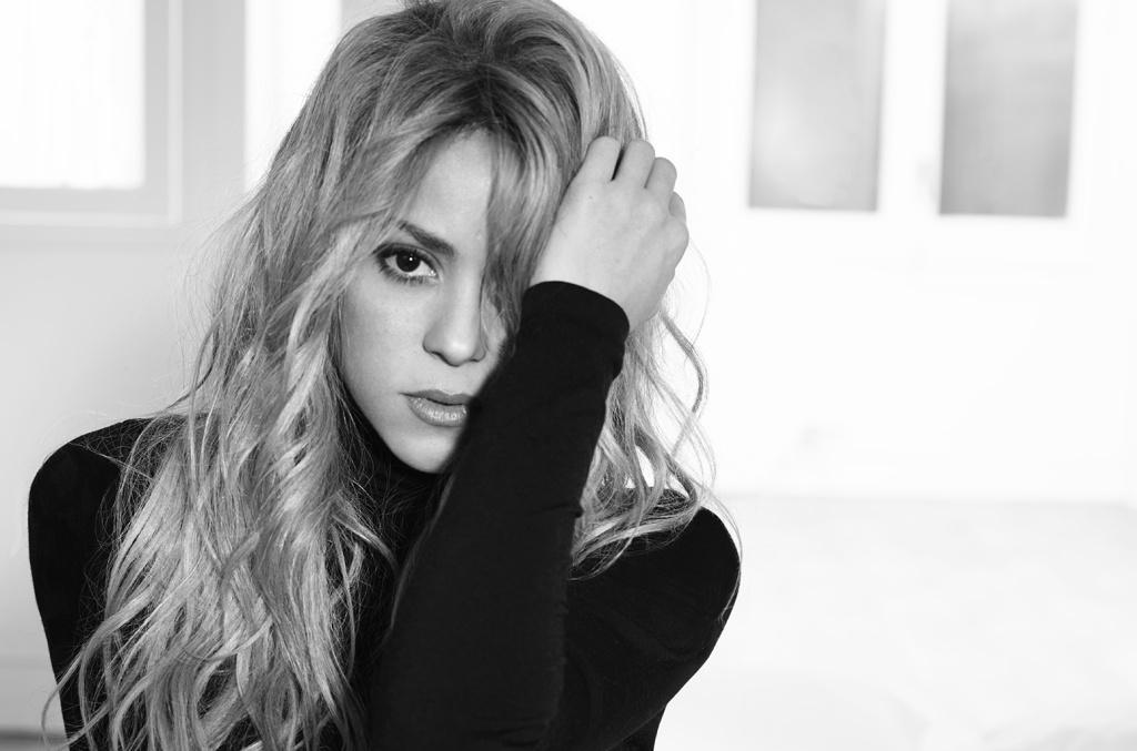 Columbian singer, Shakira