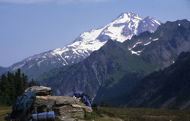 Cascades/Glacier Peak Wilderness