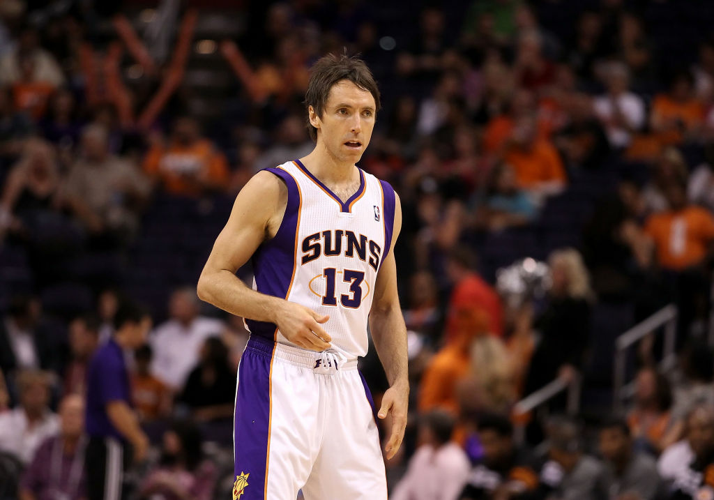 Could Steve Nash be headed to the Lakers? ESPN thinks so.