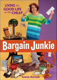 The Bargain Junkie