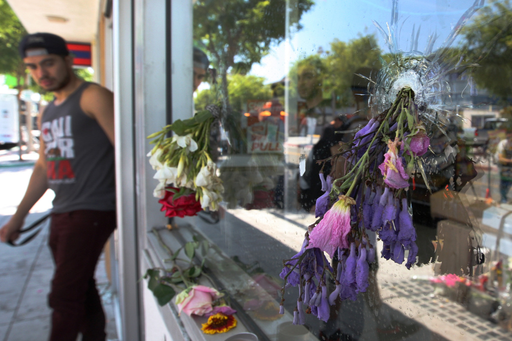 In the wake of the shootings near Santa Barbara, U.S. Senator Dianne Feinstein says the California legislature is better poised to pass new gun control laws.