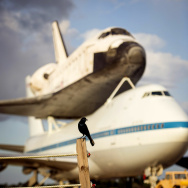 Space Shuttle Endeavour Begins Trip To Los Angeles