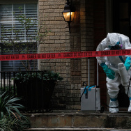 Health Care Worker In Dallas Tests Positive For Ebola Virus