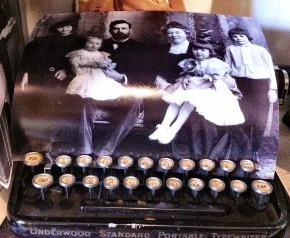 Soboroff typewriter