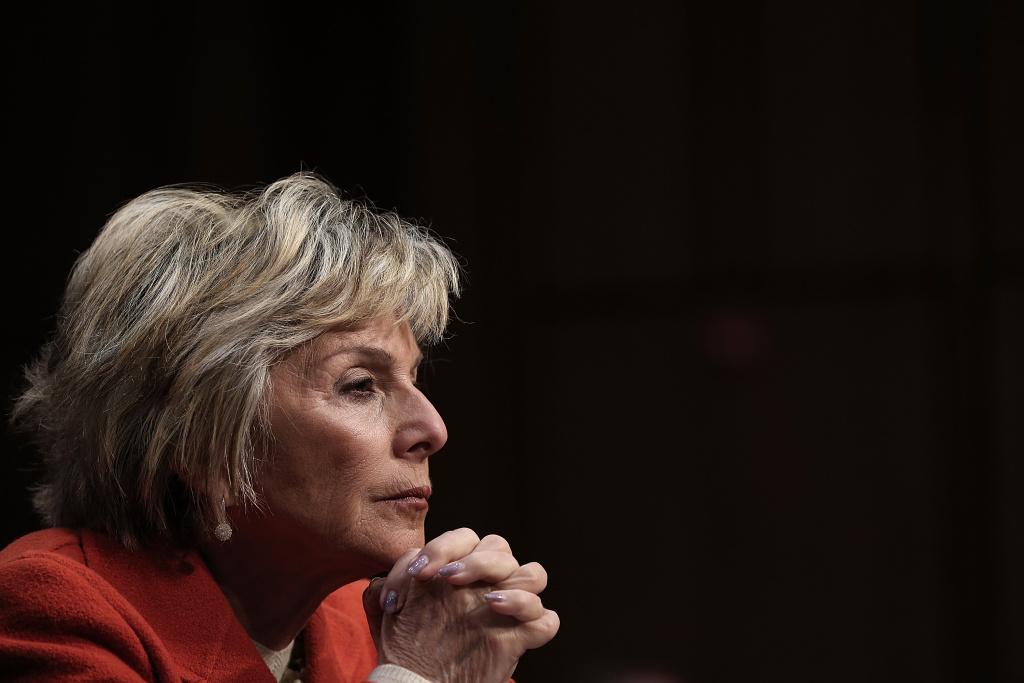 U.S. Sen. Barbara Boxer (D-CA) looks on during a hearing on sexual assaults in the miitary March 13, 2013 in Washington, DC. Boxer weighs in on the U.S. response to Islamic militant group ISIS.