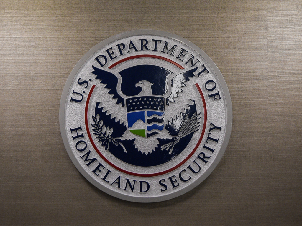 ICE is an agency within the Department of Homeland Security.