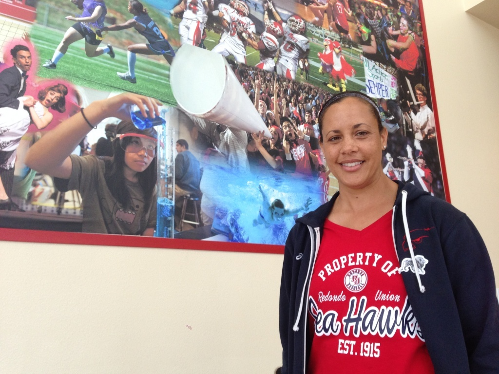 Redondo High School principal Nicole Wesley says many school activities require suggested donations from parents to stay afloat.
