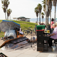 Venice Boardwalk Piano Player - 11