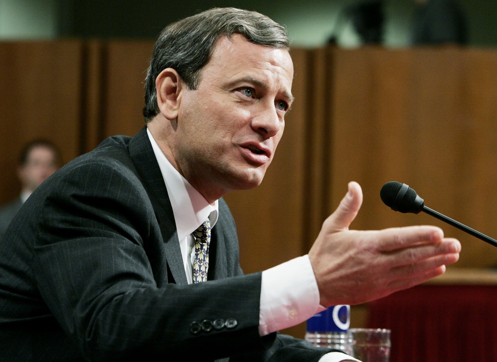 Chief Justice John Roberts chose 10 out of 11 members of the FISA Court.