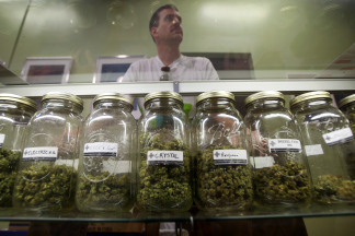 Superior Court burn-out: medical pot store loses court fight