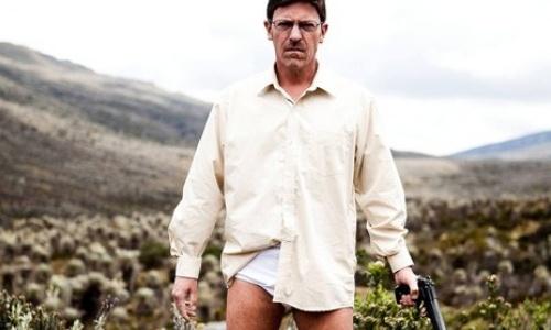 Diego Trujillo stars as Walter Blanco in,