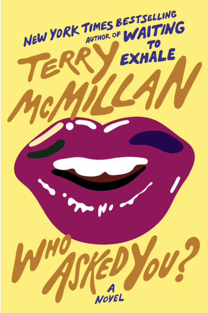 Terry McMillan's eighth novel 'Who Asked You?'