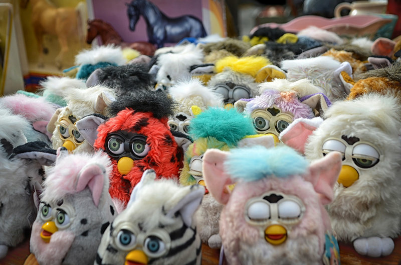 Furbies were a thing in the late 1990s. But does anybody crave one now?