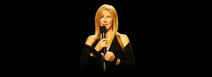 A promotional photo of Barbra Streisand.