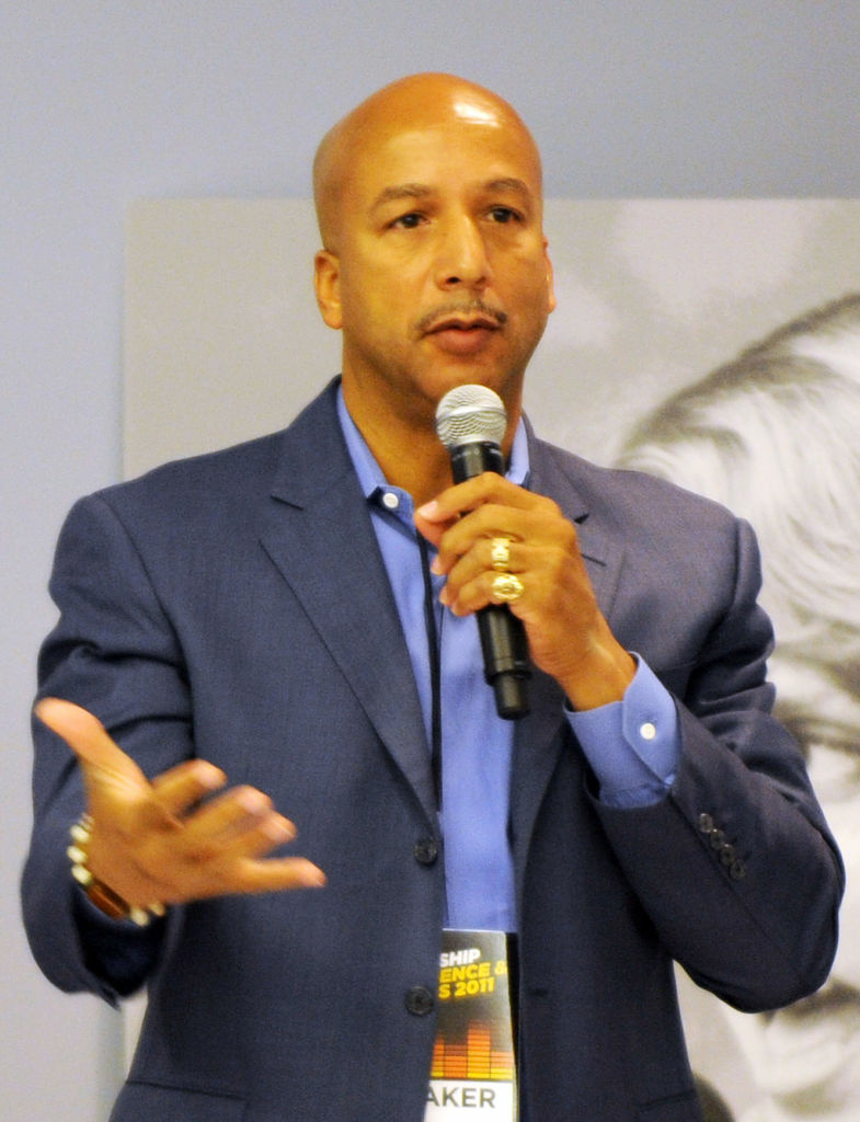 Former New Orleans Mayor Ray Nagin speaks at the Service Workshop during Usher's New Look Foundation - World Leadership Conference & Awards 2011 - on July 21, 2011 in Atlanta, Georgia.