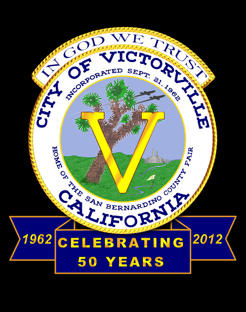 Seal of the City of Victorville, Calif.