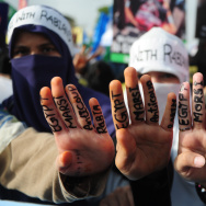 PAKISTAN-EGYPT-UNREST-PROTEST