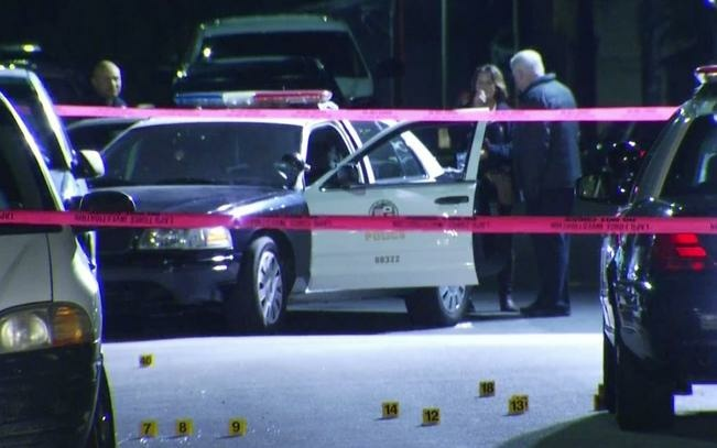 File: A man was fatally gunned down by police in Boyle Heights.