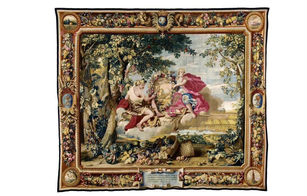 Autumn, before 1669. Image © Le Mobilier National.