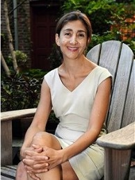 French-Colombian former FARC hostage Ingrid Betancourt.