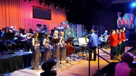 John Tu & Friends performs in June 2015