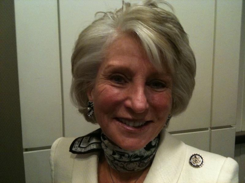 Congresswoman Jane Harman announces she's leaving politics