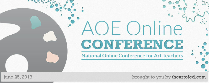The National Online Conference for Art Teachers will take place June 25.
