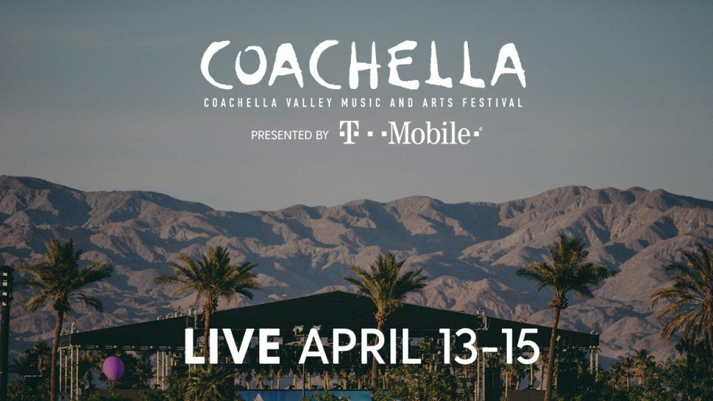 Coachella promo video