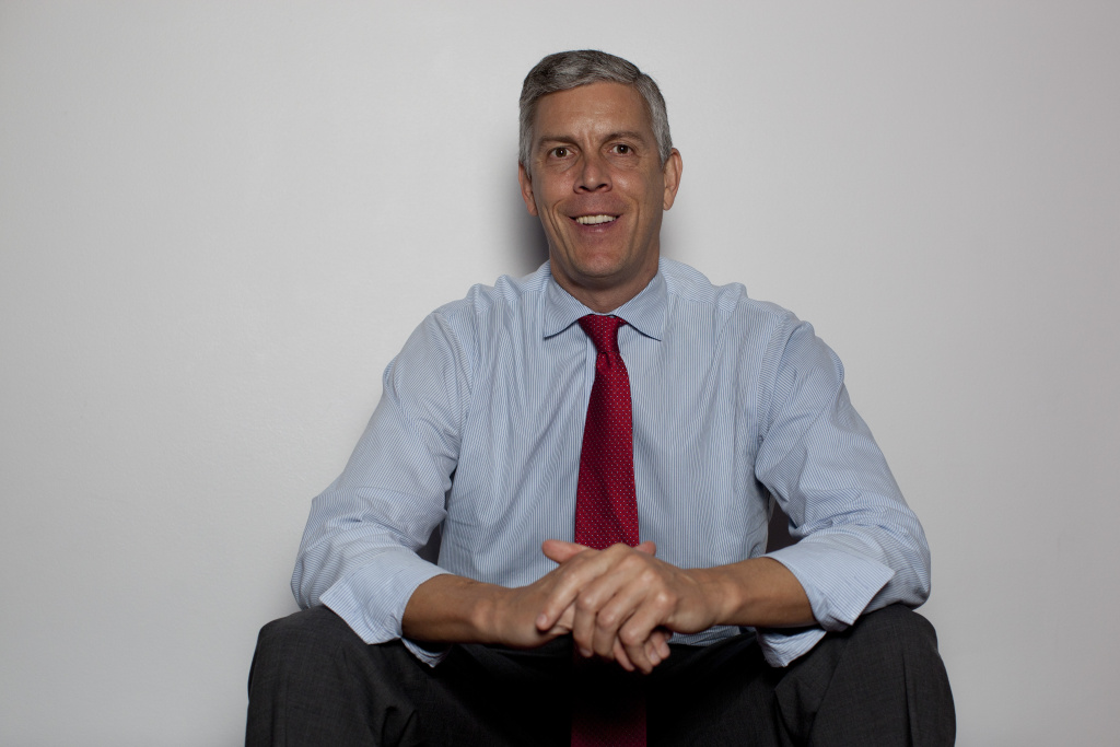 U.S. Secretary of Education Arne Duncan was the keynote speaker Tuesday at a White House summit in Los Angeles focused on the importance of early learning.