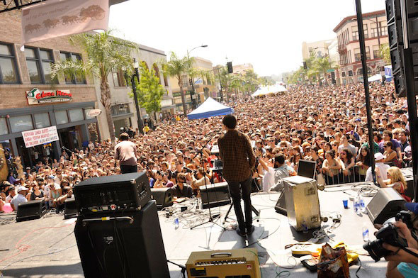 Make Music Pasadena