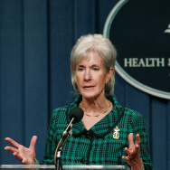 Sebelius Holds News Conf. On Innovations Under The Affordable Care Act