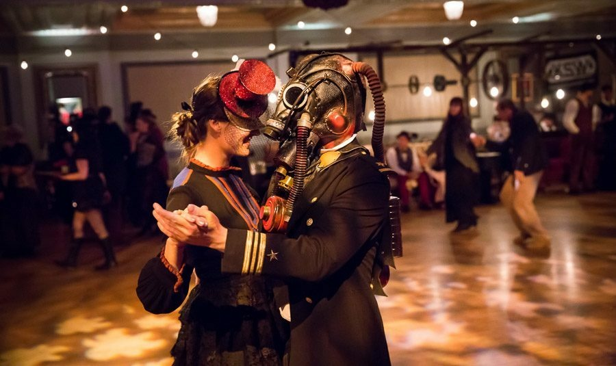 The Edwardian Ball is this Saturday at the Fonda Theatre. There will be circus acts, stage shows, ballroom dancing, tarot cards, a rooftop garden, a free portrait booth, an absinthe bar, parlor games and more.