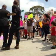 Hawthorne Protest