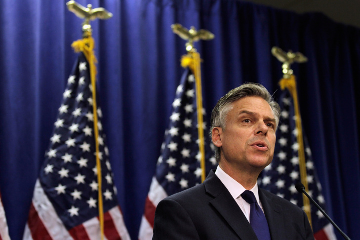 Jon Huntsman Bows Out Of Presidential Race