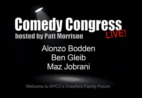 Comedy Congress -  October 24, 2012